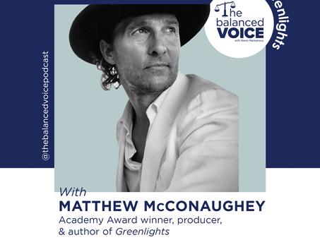 Ep. 23: Matthew McConaughey   Greenlights