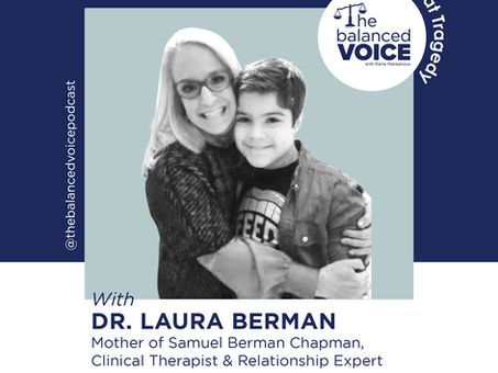 Ep. 24: Dr. Laura Berman | Snapchat Tragedy