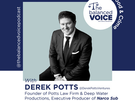 Ep. 16 | Derek Potts-Hollywood & Crime