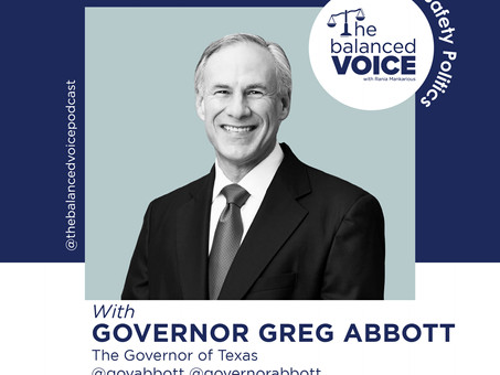 Ep. 18: Governor Greg Abbott | Safety For All