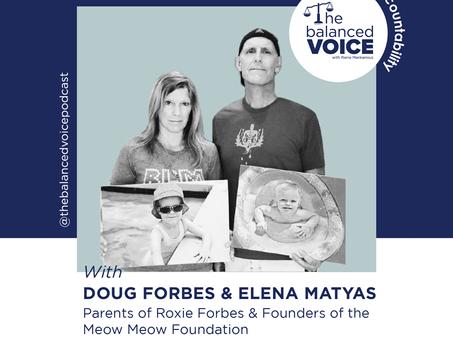 Ep. 32: Doug Forbes & Elena Matyas | Camp Accountability