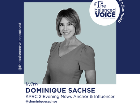 Ep. 25: Dominique Sachse | Grace-Filled Influencing