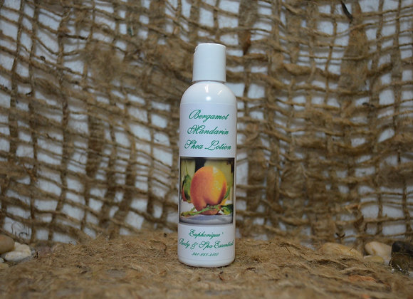 Bergamot Mandarin Lotion