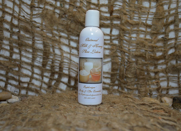 Oatmeal, Milk & Honey Lotion