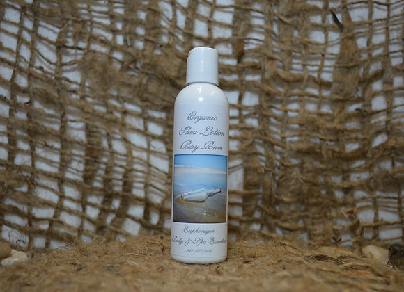 Bay Rum Lotion