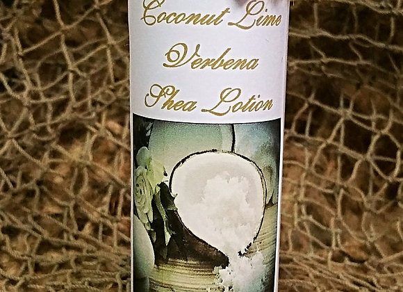 Coconut Lime Verbena Lotion