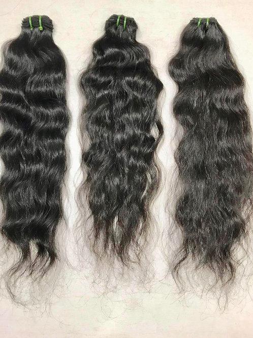 100% Raw Indian Virgin Human Hair Bundles