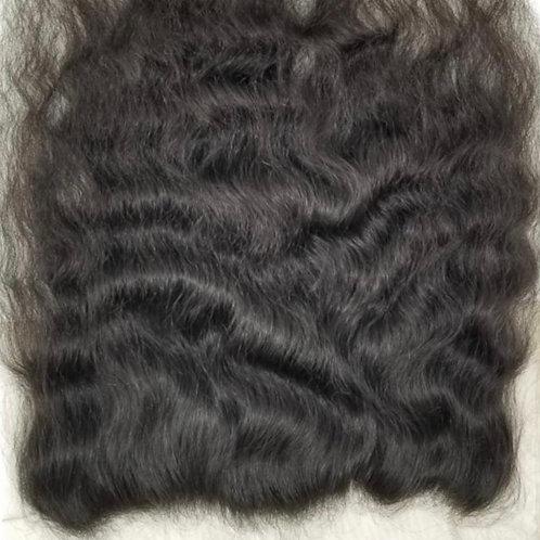 100% Raw Indian Virgin Natural Hair Frontals