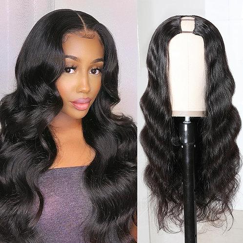 Raw Indian Virgin Hair U-Part Wig
