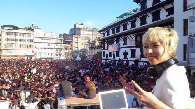 COLOR FESTIVAL NEPAL