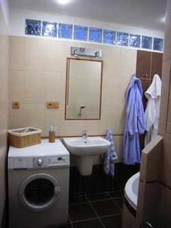 Koupelna bamboo