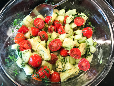 The Perfect Summer Salad