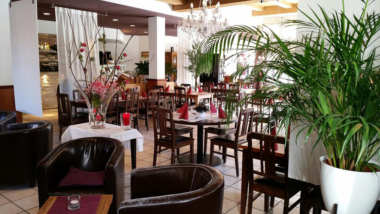 Restaurant Innenraum