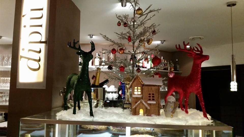 Deko Theke Weihnachten