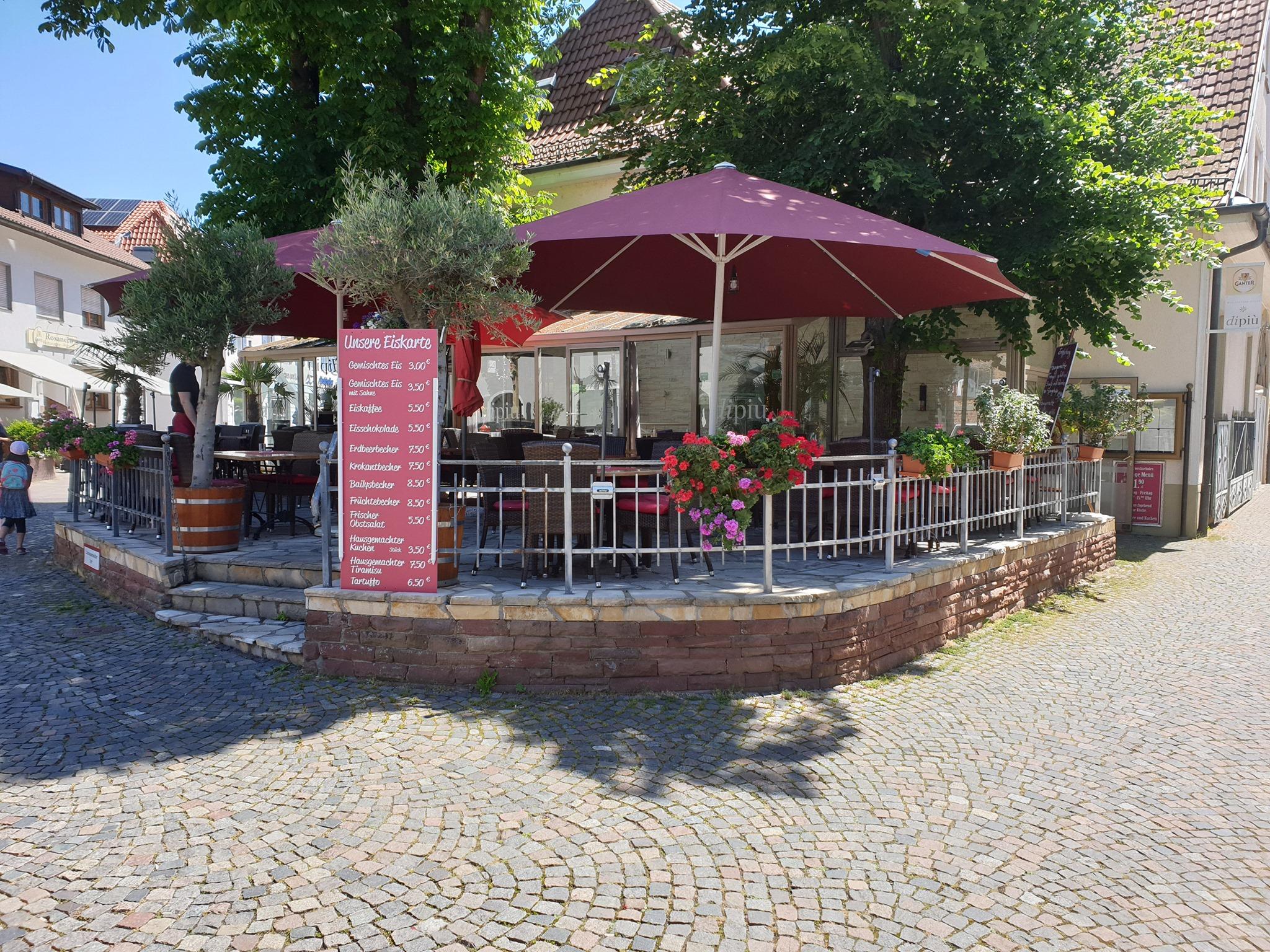 Terrase zum Lammplatz