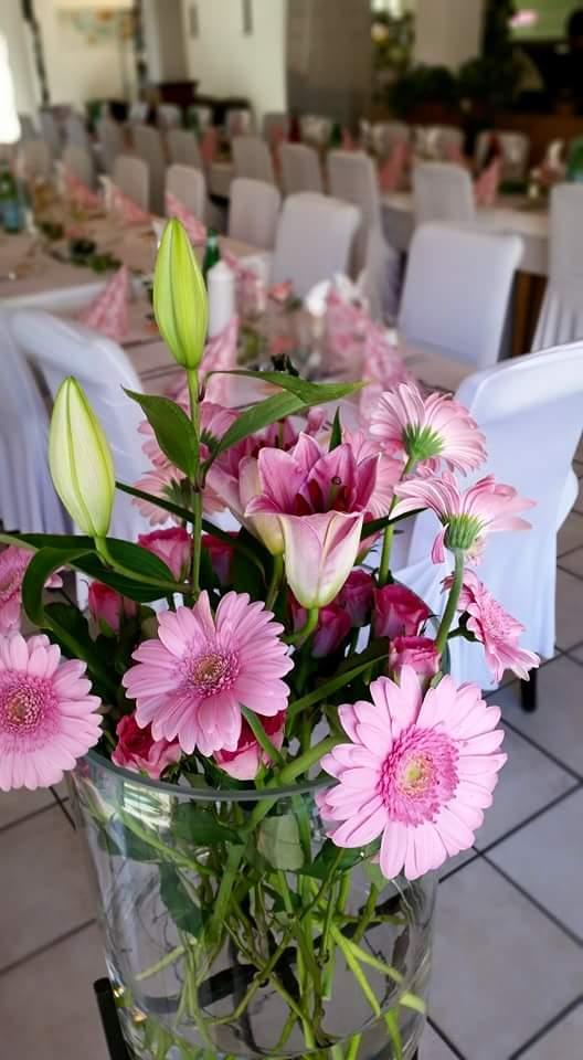 Dekoration Blumen Hochzeit