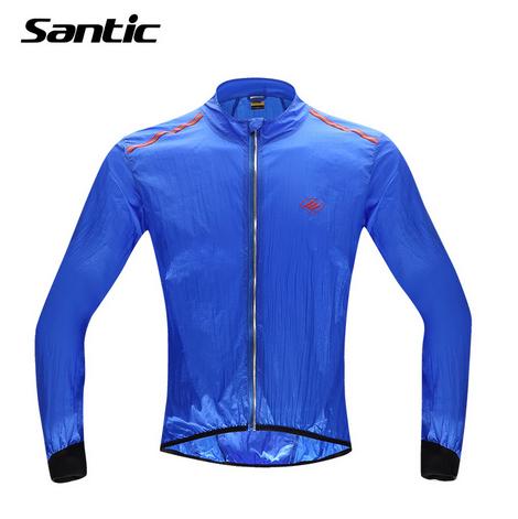 Santic Men's Showerproof Jacket