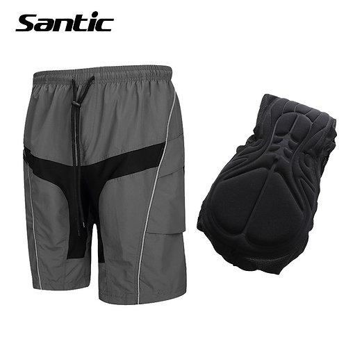 Santic Men's Loose-Fit MTB Short