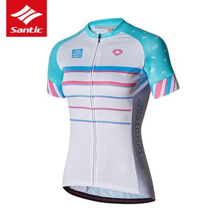 Santic Mirra Women's Short Sleeve Cycling Jersey