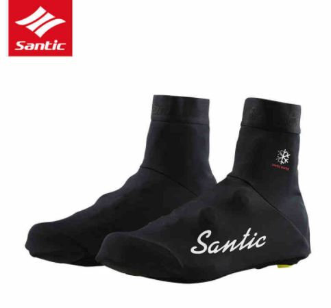 Santic Posh Winter Overshoes