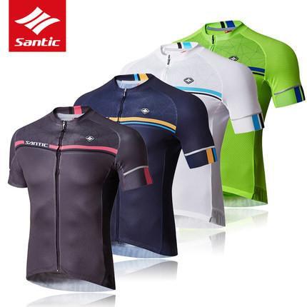 Santic Cayman Men's Short Sleeve Cycling Jersey