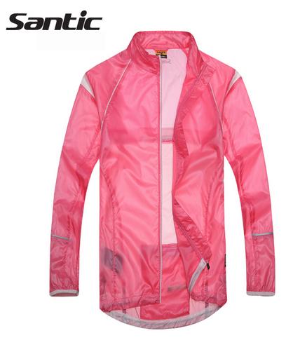 Santic Women's Windproof & Showerproof Jacket