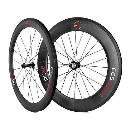RC60/RC88  Clincher Wheelset (Made to order)