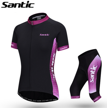 Santic Women's Cycling Kit (3/4 shorts)