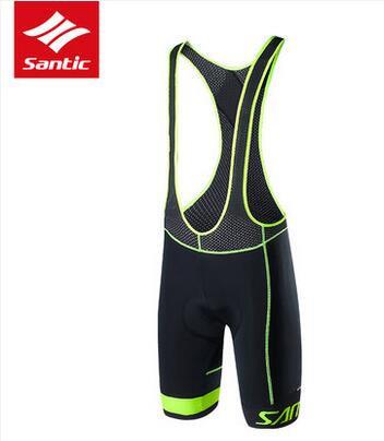 Santic Hulk Men's Cycling Bib Shorts