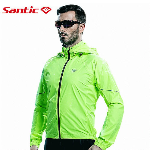 Santic Men's Windproof & Waterproof Jacket