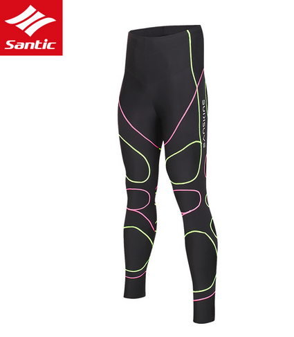 Santic Women's Pro Running Compression Tights