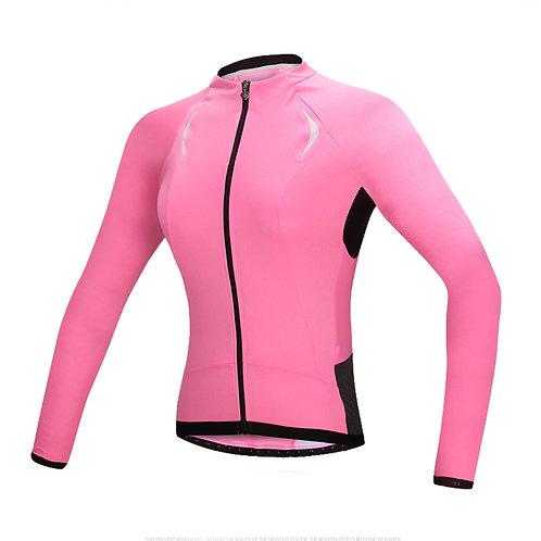 Santic Women's Long Sleeve Cycling Jersey