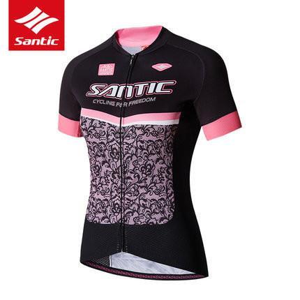 Santic Mido Women's Short Sleeve Cycling Jersey