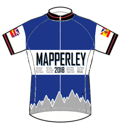 MCC Majorca 2018 SS Jersey Sport - Elite Level