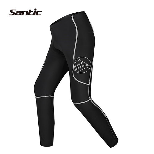 Santic Men's Cycling Full Length Tights
