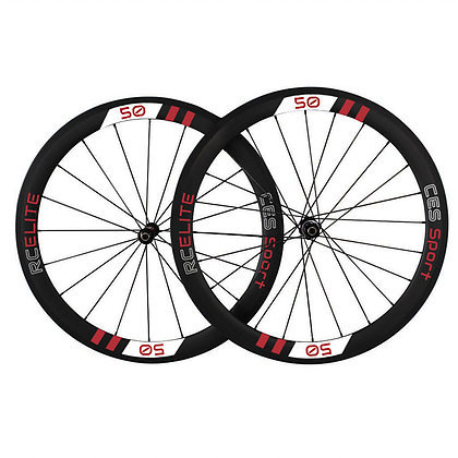 RC50 Elite Clincher Wheelset (Made to order)