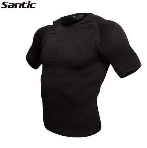 Santic Men's Compression Short Sleeve Base layer