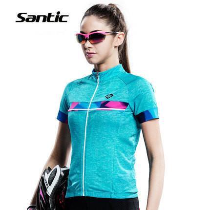 Santic Miranda Women's Cycling Short Sleeve Jersey