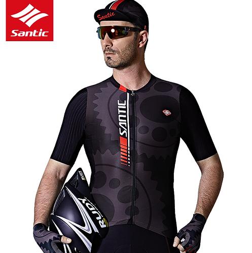 Santic Alozie Men's cycling short sleeve jersey