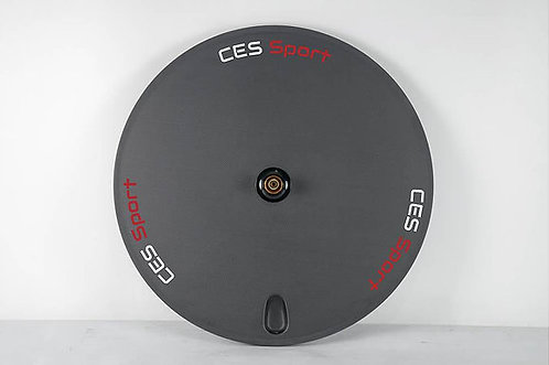 Full Disc Clincher Wheel (Made to order)