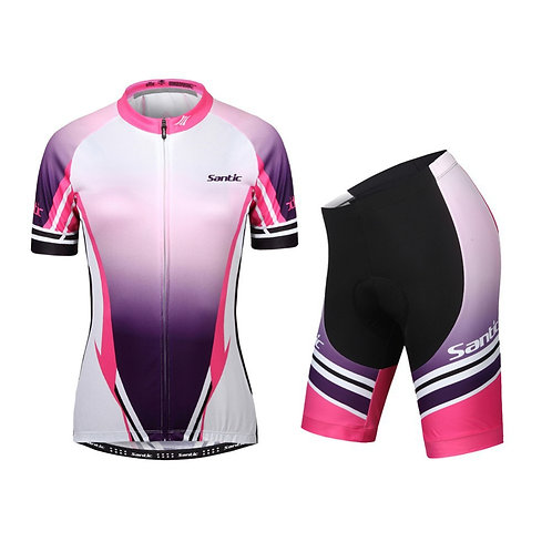 Santic Women's Cycling Kit