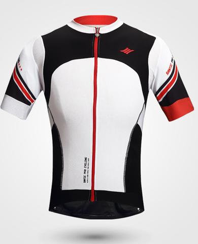 Santic Sportive Men's short sleeve cycling jersey