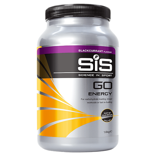 SiS GO Energy Drink 1.6kg -in 3 Flavours