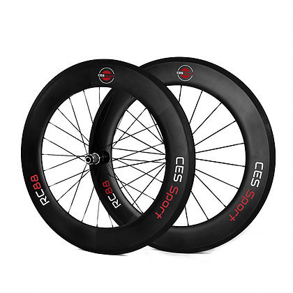 RC88DC Disc Brake Clincher Wheelset (Made to order)