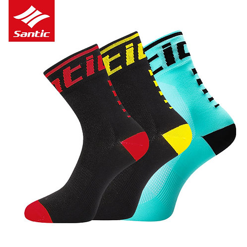 Santic Race Cycling Socks in 7 Colours