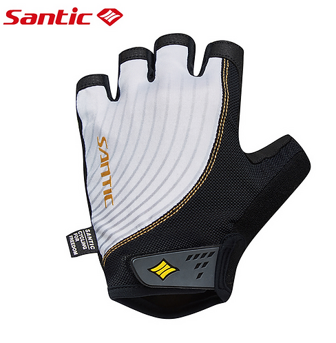 Santic Amundsen Short Finger Cycling Gloves