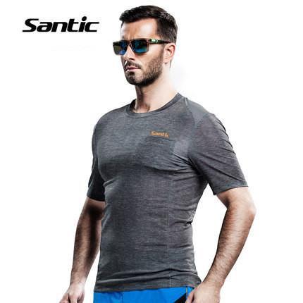 Santic Maidelhi Men's Short Sleeve MTB T-shirt