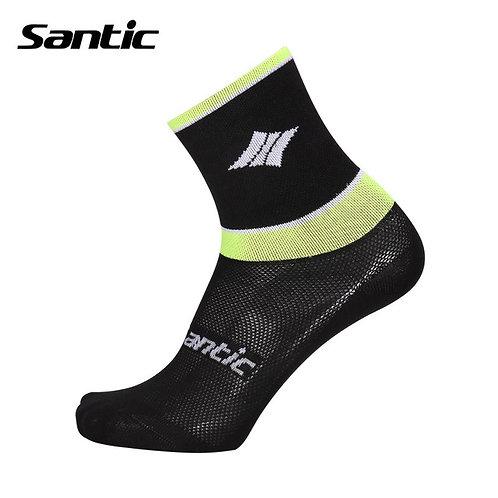 Santic cycling 4cm socks