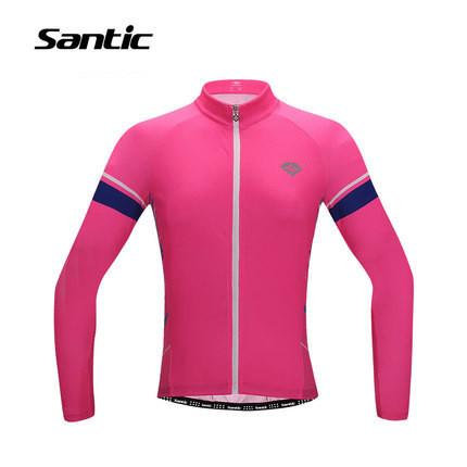Santic Alfana Women's Long Sleeve Cycling Jersey