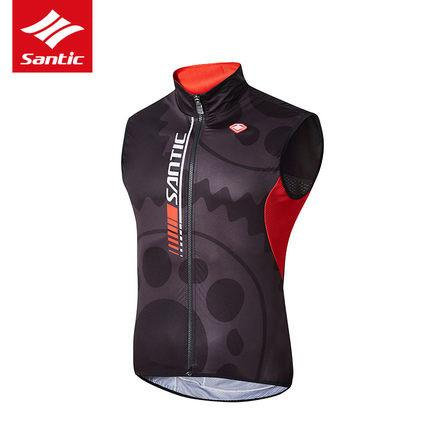 Santic Alloy Cycling Wind Vest Gilet